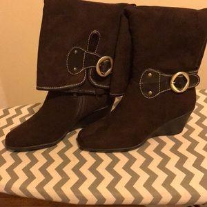 Aerosols boots